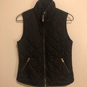 Black Old Navy Women's Vest Size XS
